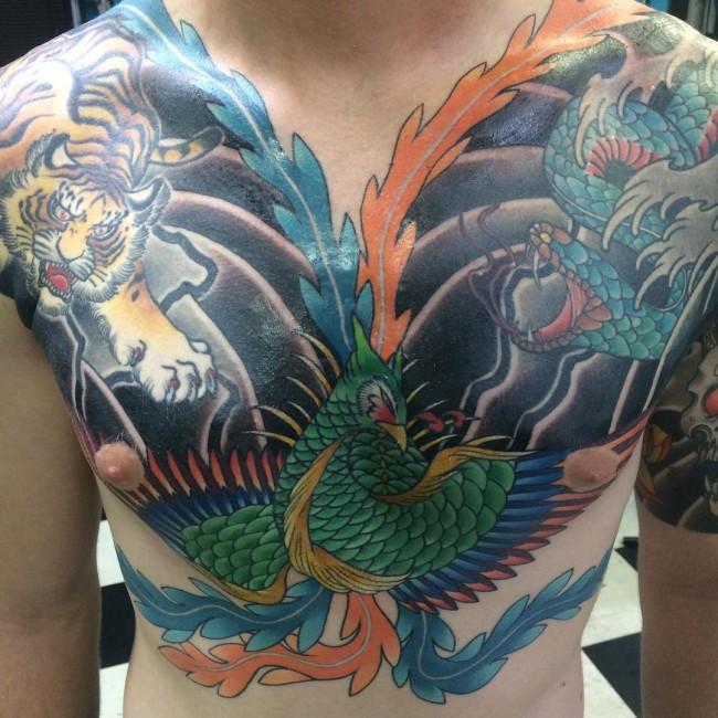 phoenix tattoo images designs. Black Bedroom Furniture Sets. Home Design Ideas
