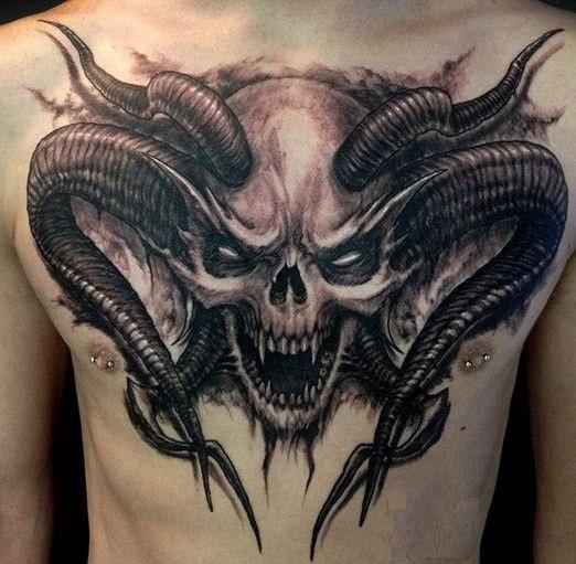 Skull Tattoos: Skull Tattoo Images & Designs