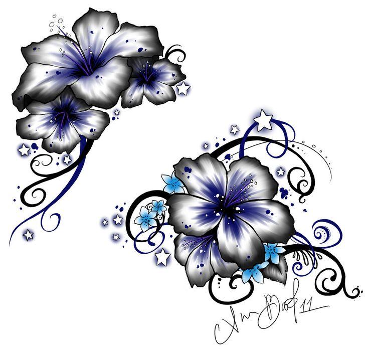 Flower Tattoos Design