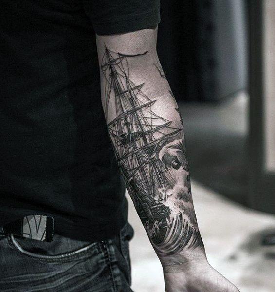 Beautiful Forearm Tattoo Men Images - Styles & Ideas 2018 - sperr.us