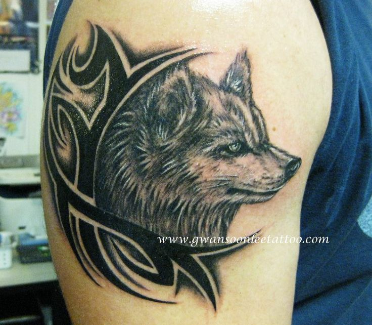 wolf tattoo images designs. Black Bedroom Furniture Sets. Home Design Ideas