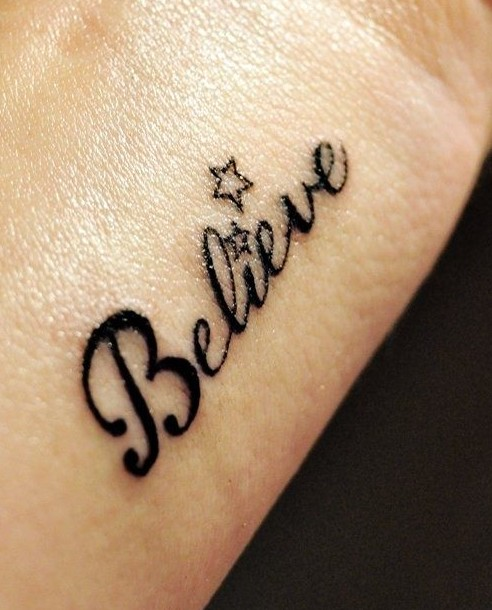Star Tattoo Images & Designs