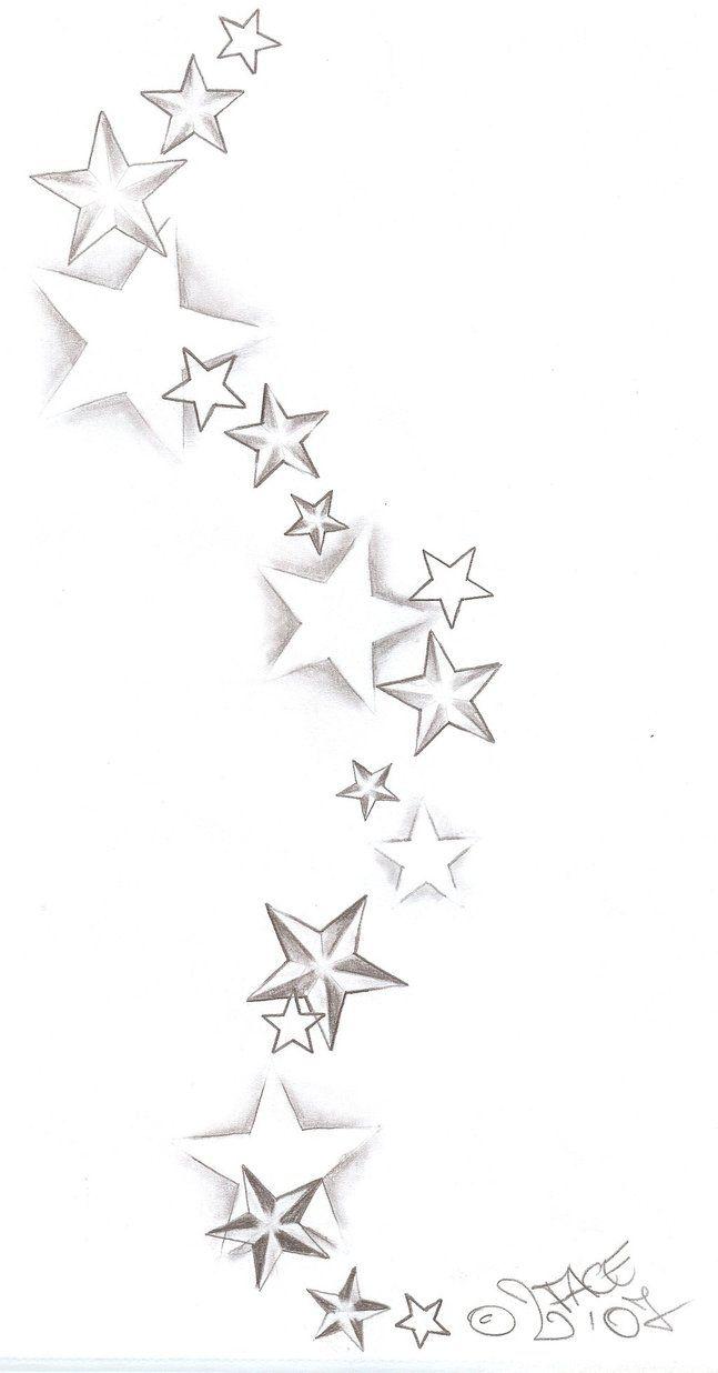 Star Tattoo Images Amp Designs
