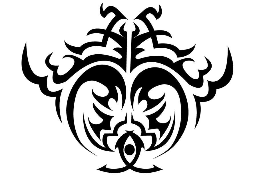 Tribal Zodiac Cancer Tattoo Tribal Crab Tattoo