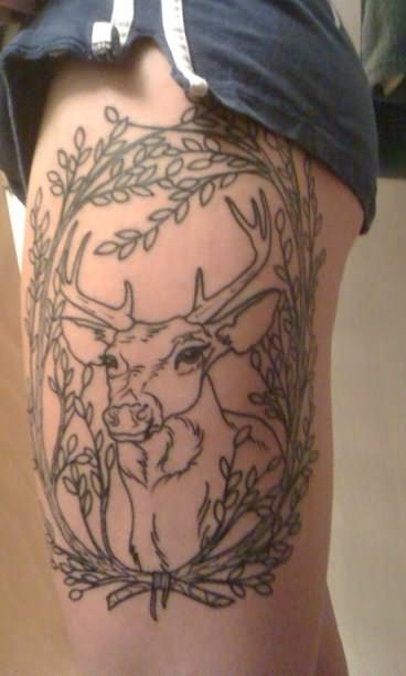 Deer Tattoos : Page 7