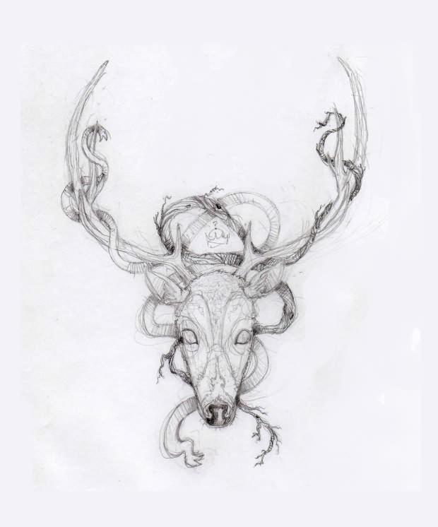 Deer Tattoo Posted By Admin