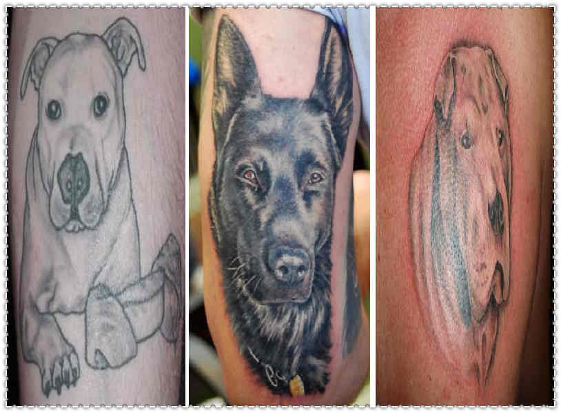Best Dog Tattoos Of The Year