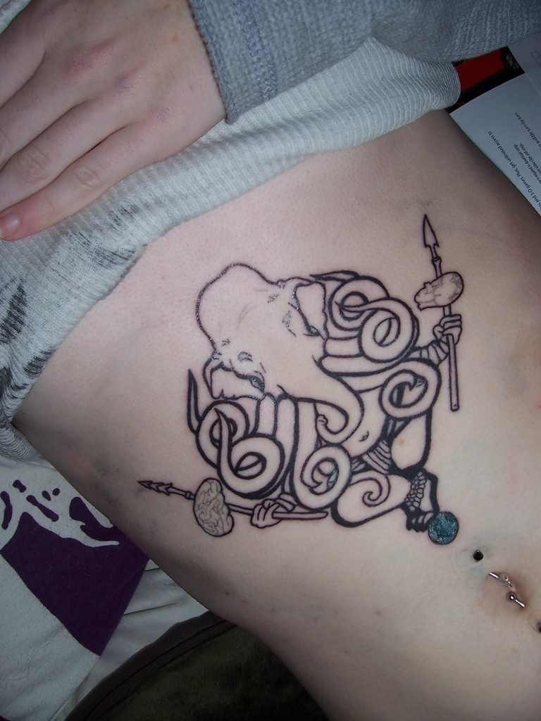 Thai Elephant Design Girls Elephant Tattoo Design