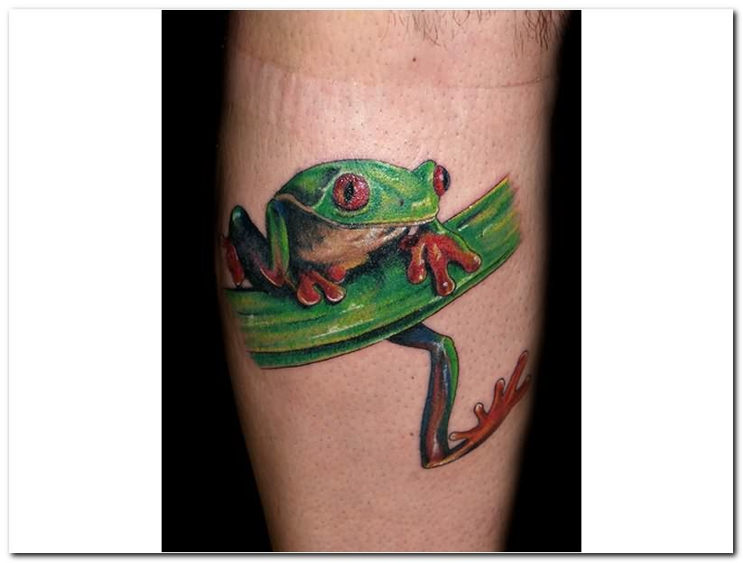 Frog tattoo images designs for Celtic frog tattoo designs