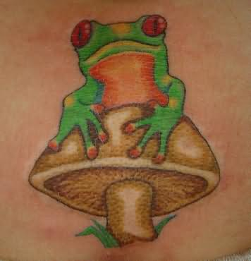 View More Frog Tattoos in our Gallery