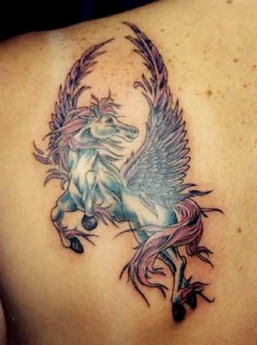 Horse Amp Horseshoe Tattoo Images Amp Designs