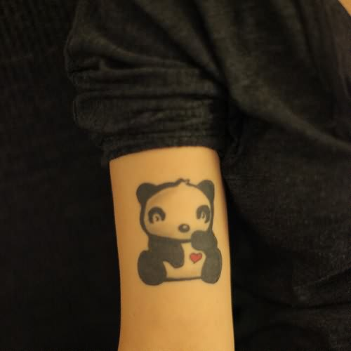 Tumblr Panda Tattoo