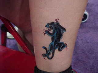 Panther Tattoos on Code For Forums   Url Http   Www Tattoostime Com Black Panther Tattoo