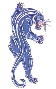 we are inked 20 awe inspiring purple panther tattoo
