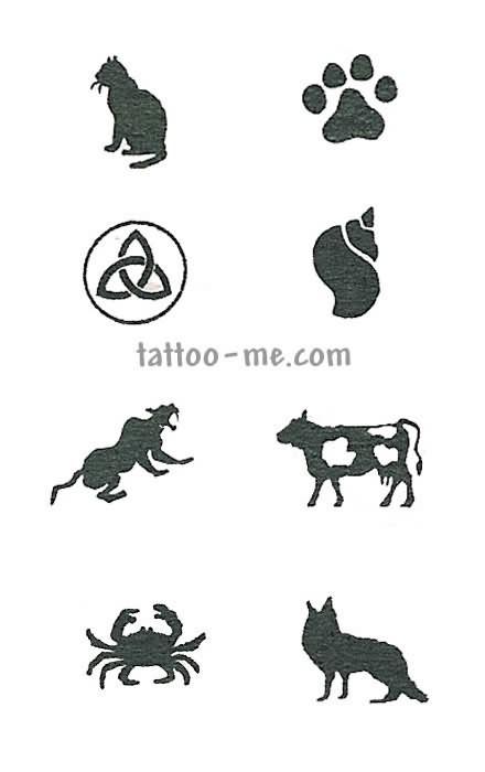 paw tattoo images designs. Black Bedroom Furniture Sets. Home Design Ideas