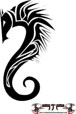 Dragon seahorse tattoo images for The girl with the dragon tattoo common sense media