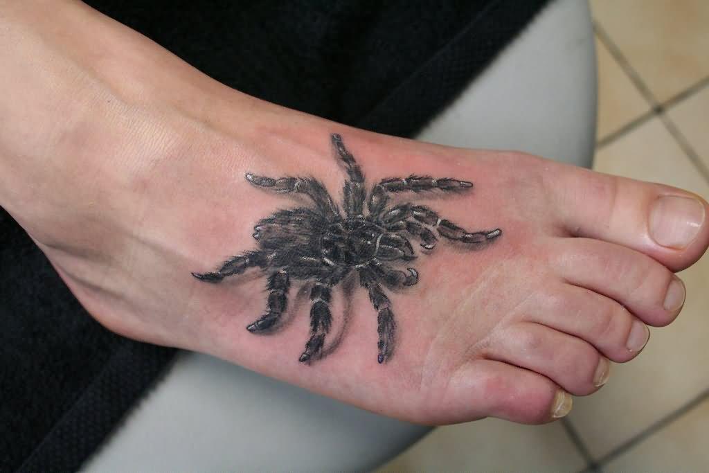 Foot Tattoo Men