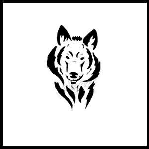 Wolf Tattoo Designs Free on Forums   Url Http   Www Tattoostime Com Simple Wolf Tattoo Free Design