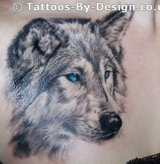Wolf tattoos tattoo me now for Wolf eyes tattoo designs