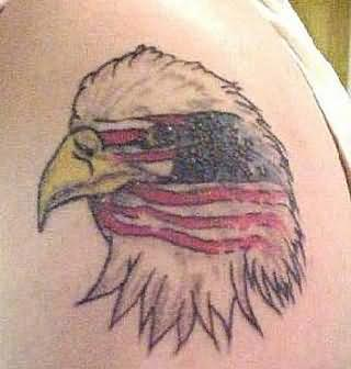 American Eagle - Country Tattoo