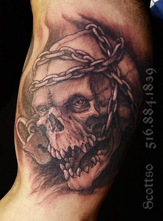 Inner Bicep Tattoo Photos