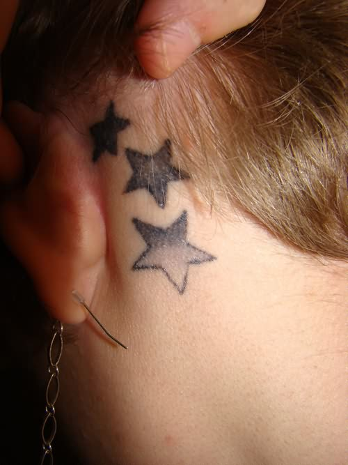 ear tattoo images designs. Black Bedroom Furniture Sets. Home Design Ideas