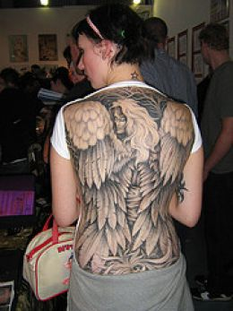 Full Body Tattoos on Full Body Tattoos Pictures And Images