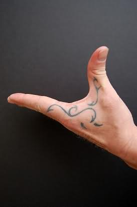 Tattoo For Men On Hand
