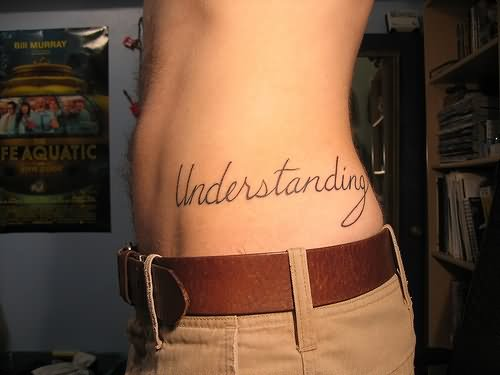 understanding tattoo Do you have any tattoos that people have a hard time understanding what it is what does this one look like to you for example something like this.