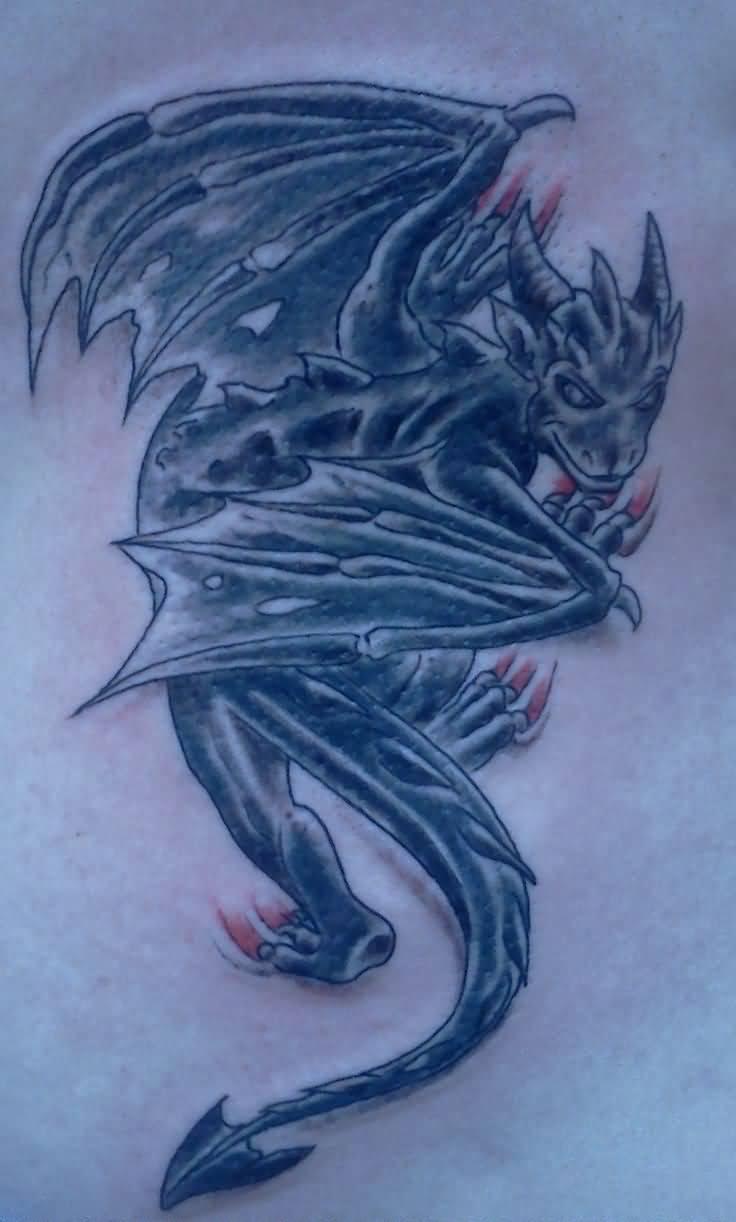 Gargoyle Tattoo Images Amp Designs