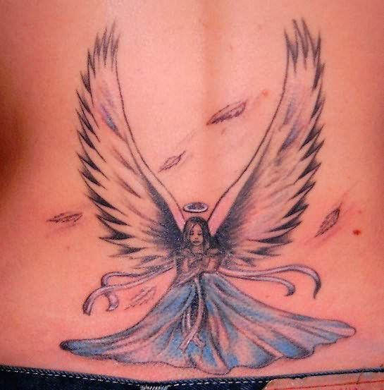 lower back tattoo 48
