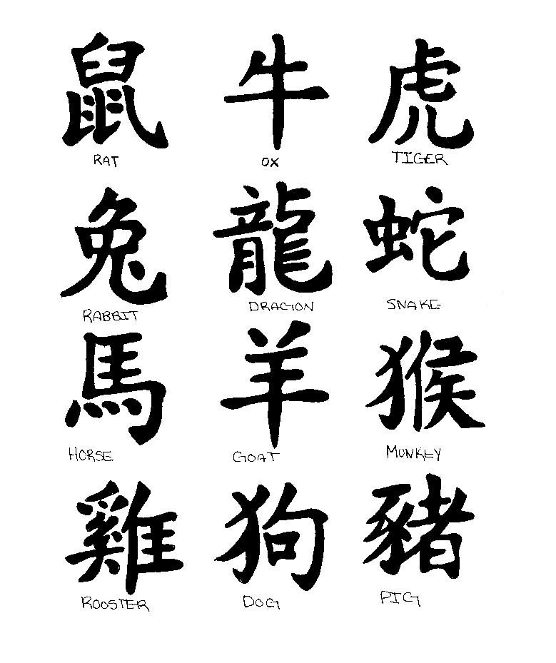 Chinese Karma Symbol Choice Image Meaning Of This Symbol