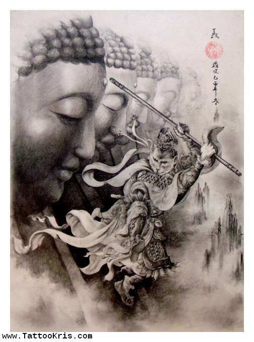 Asian Tattoo Images Designs