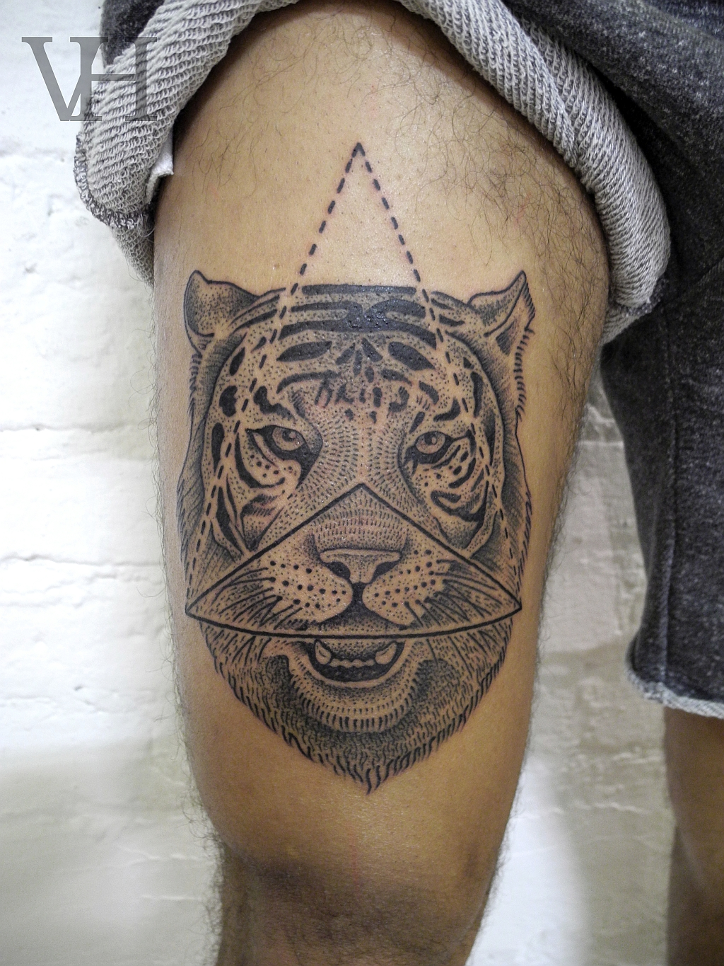 Tiger tattoo 52