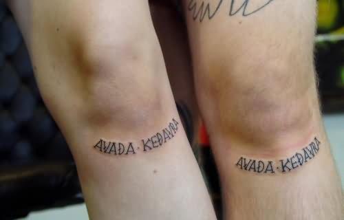 Friendship Tattoo Images Designs