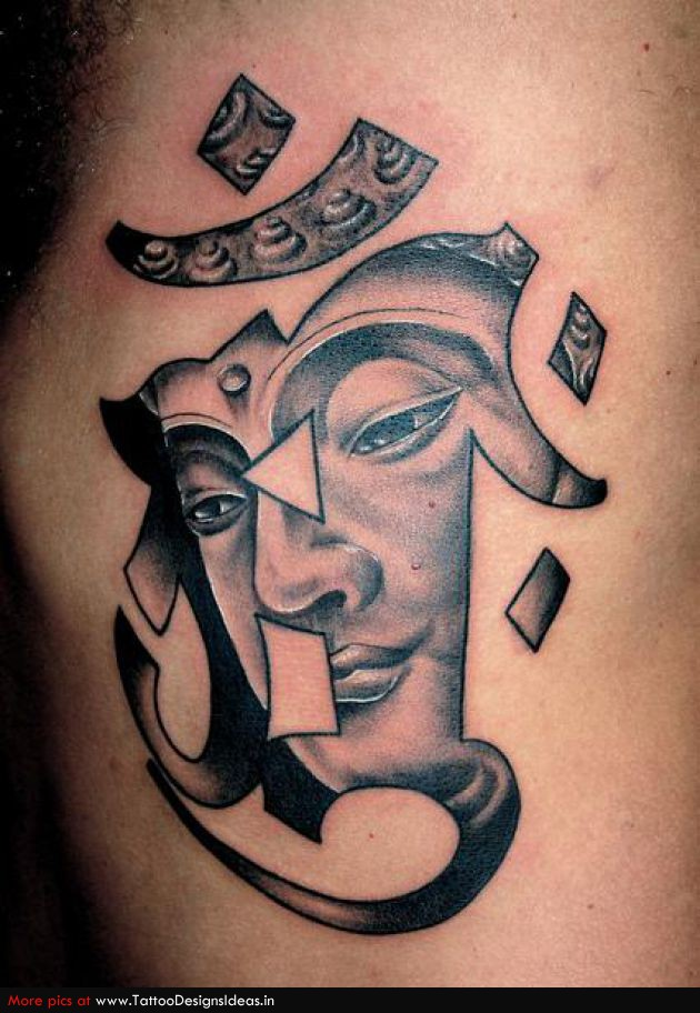 Buddhist Tattoo Images & Designs