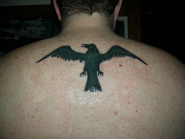 crow tattoo 56